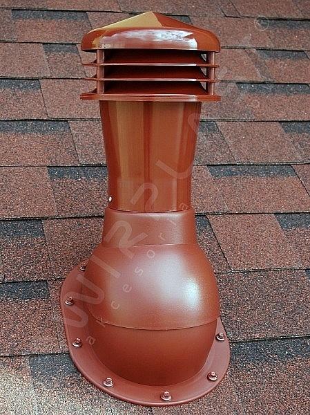 Купить вентиляция мягкой крыши из кровли